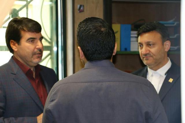 گزارش تصویری بازدید شهردار رشت از منطقه یک شهرداری رشت