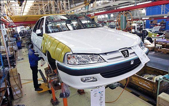 تولید خودروهای ناقص به حداقل میرسد