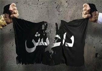 بازداشت سرکرده داعش با لباس زنانه +عکس