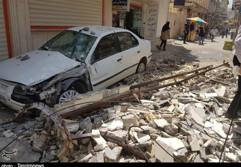 هر آنچه که زلزله با مسجد سلیمان کرد+جزئیات