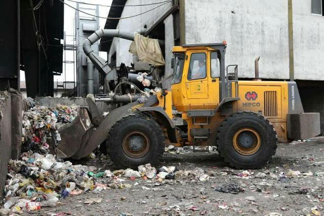 گزارش تصویری بازدید از محل احداث نیروگاه زباله سوز ۶۰۰ تنی رشت