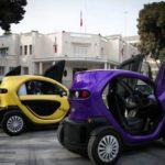 اولین موتورسیکلت چهارچرخ برقی کشور پلاکگذاری میشود