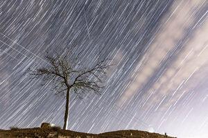 آسمان ایران دوشنبه شهاب باران می شود