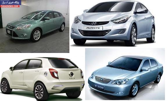 قیمت خودروهای کرهای در بازار تهران + جدول