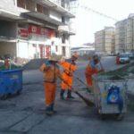 گزارش تصویری حوزه مدیریت خدمات شهری از هفته هجدهم طرح پاکسازی هفتگی محلات شهر رشت