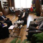 نشست شهردار رشت با رئیس سازمان جهاد دانشگاهی استان گیلان+تصاویر