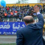 دیدار با هنرمندان در ساعت غیر اداری بجای آسوده در خانه نشستن و تماشای فوتبال! متعهد مانند حاجی پور