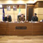 اعلام آمادگی اعضا جهت همکاری در راستای توسعه شهر