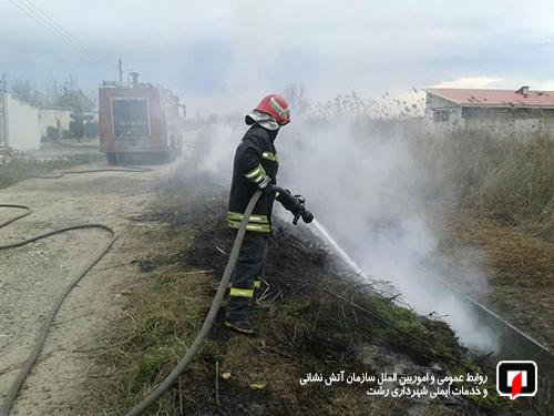 تلاش ۲۴ ساعته آتش نشانان در یک نگاه