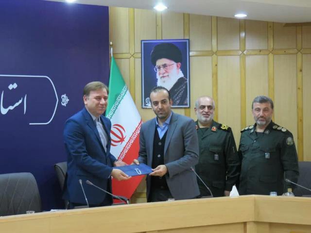 مدیران شهرداری در نشست شورای هماهنگی حفظ آثار و نشر ارزشهای دفاع مقدس گیلان شرکت کردند