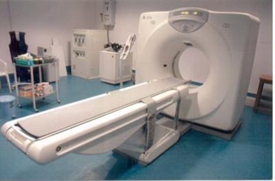 بیمارستان جدیدالاحداث تالش به CT اسکن مجهز شد
