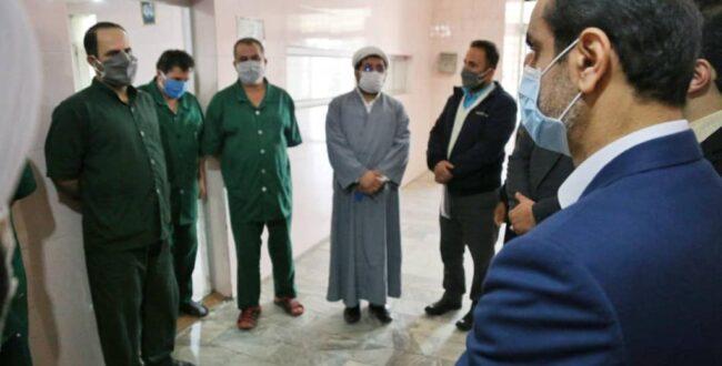 شهردار رشت در بازدید از سازمان مدیریت آرامستان ها مطرح کرد؛ خدمات سازمان آرامستان ها به مردم منعکس شود