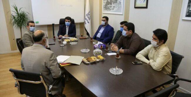 ملاقات مردمی سرپرست شهرداری رشت با جمعی از شهروندان در منطقه یک شهرداری رشت