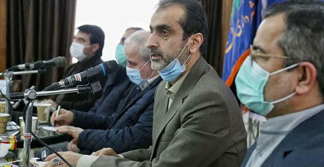 شهردار رشت در جلسه شورای اداری مطرح کرد؛ مبارزه همهجانبه با مفاسد اداری و حمایت از مدیران پاکدست