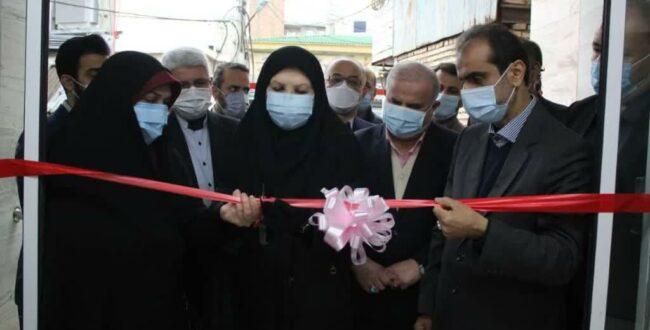 با حضور شهردار و اعضای شورای اسلامی شهر رشت؛ ساختمان درمانگاه بیماران هموفیلی رشت به بهرهبرداری رسید