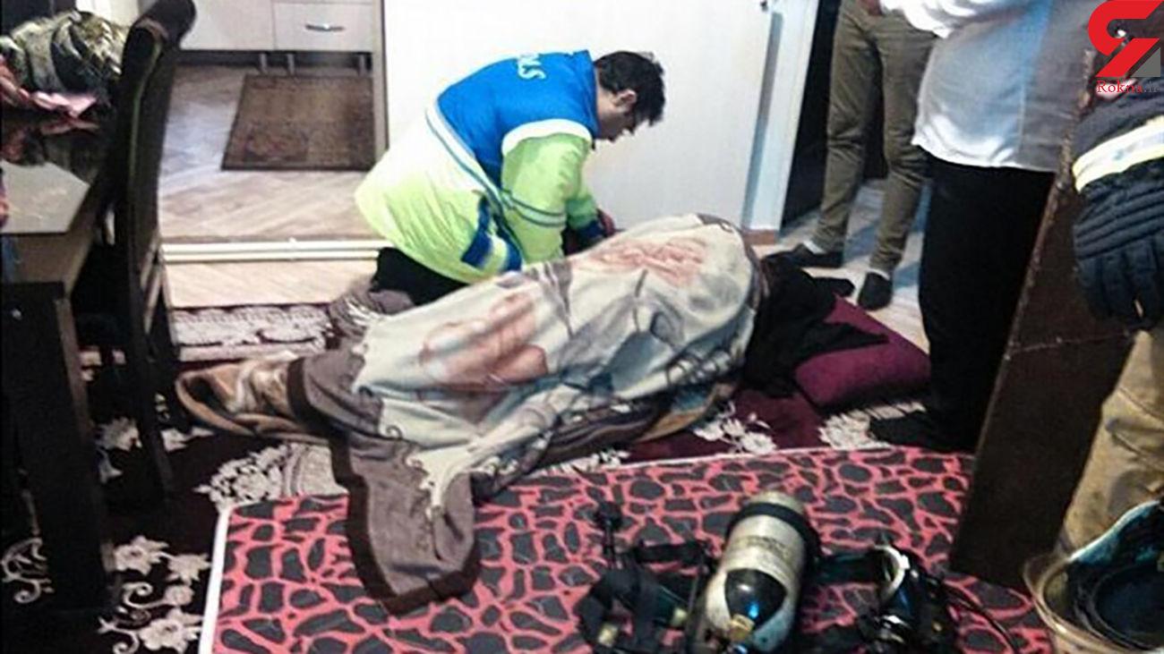 جسد زن و مرد زنجانی همراه با یک کودک ۸ ساله پیدا شد