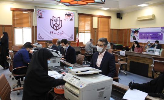 سیدحسین رضویان در انتخابات شورای شهر رشت ثبت نام کرد