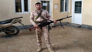 شهادت رامین سروری، سرباز هنگ مرزی آذربایجان غربی