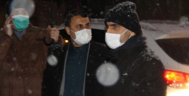 آمادگی کامل شهرداری رشت در اولین دقایق بارش برف