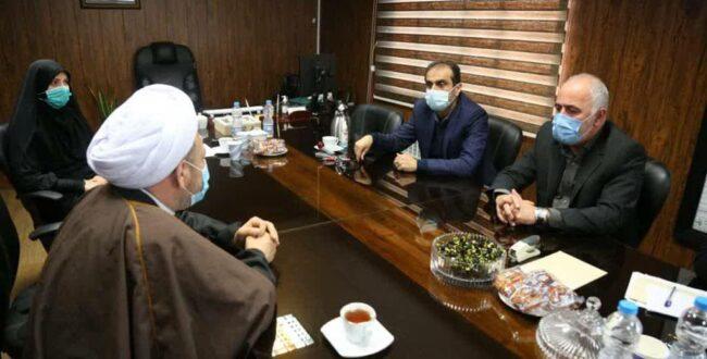 دیدار مردمی شهردار رشت با شهروندان منطقه سه
