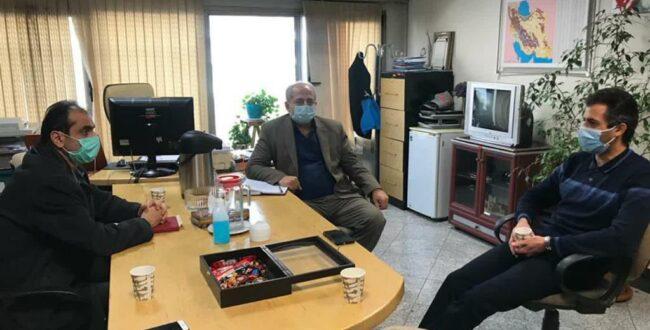 رایزنیهای شهردار رشت در تهران جهت جذب اعتبارات ملی برای پروژههای بازآفرینی و پسماند