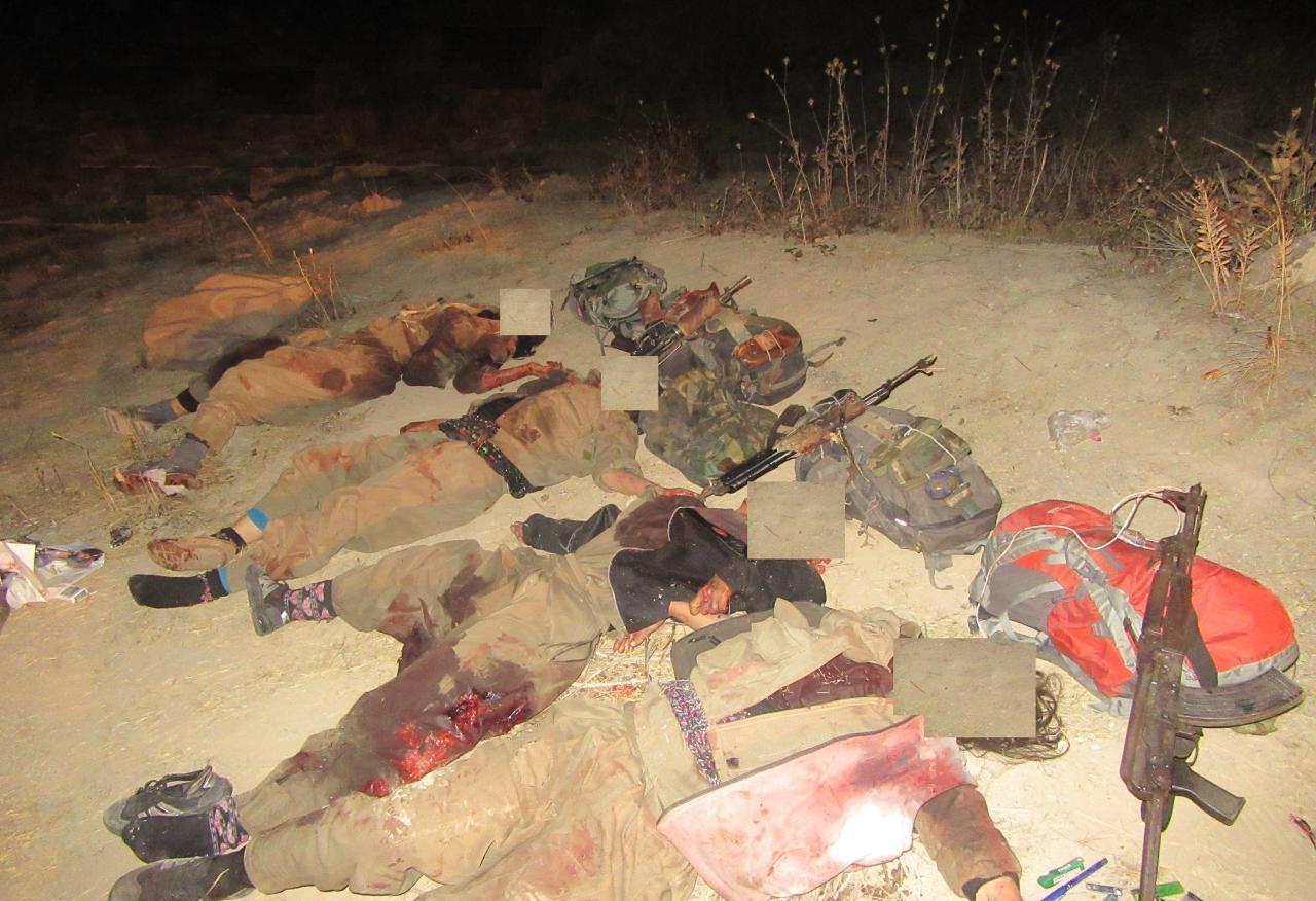 عملیات تروریستی در چالدران/تلفات سنگین به اشرار