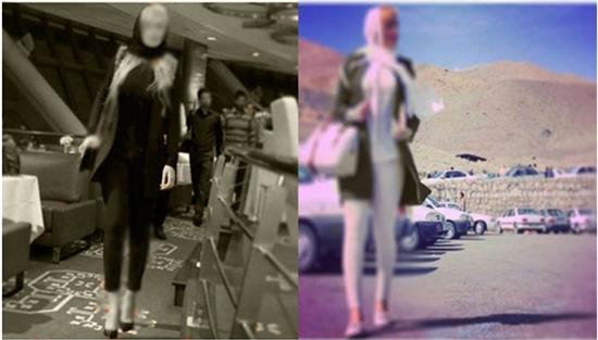 جولان دختران بدون لباس در اینستاگرام ۳ آرایشگاه زنانه / دادسرای ارشاد وارد عمل شد !