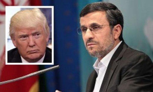 احمدینژاد در مصاحبه با نیویورک تایمز: ایران باید مستقیم با آمریکا وارد گفتگو شود/ ترامپ مرد عمل است