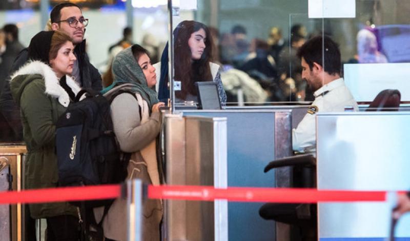 پلیس فرودگاههای کشور: با کشف حجاب به طور قاطع برخورد میکنیم