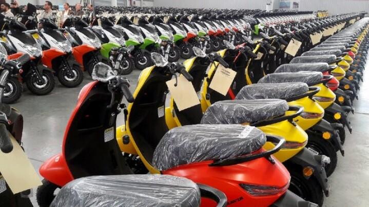 قیمت روز موتورسیکلت برقی در بازار