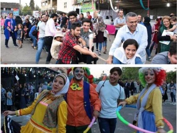 جشنواره بازی شاهکاری از خلاقیت از سوی جوانان شهر اولین ها / فستیوال های شهری گامی بسوی اشاعه فرهنگ شهر نشینی