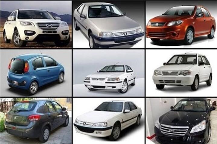 قیمت خودروهای پر فروش بازار در آخرین روز تابستان