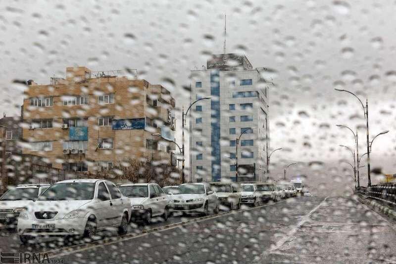ادامه ابرناکی آسمان و بارندگی در گیلان تا پایان هفته