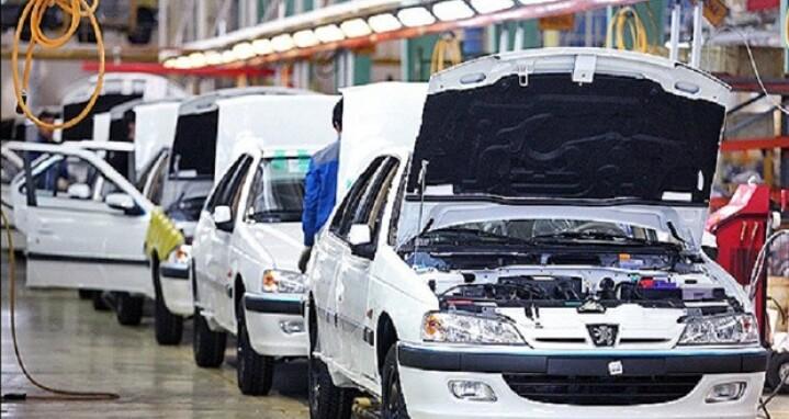 آمار تولید خودرو در کشور به نصف رسید + جزئیات