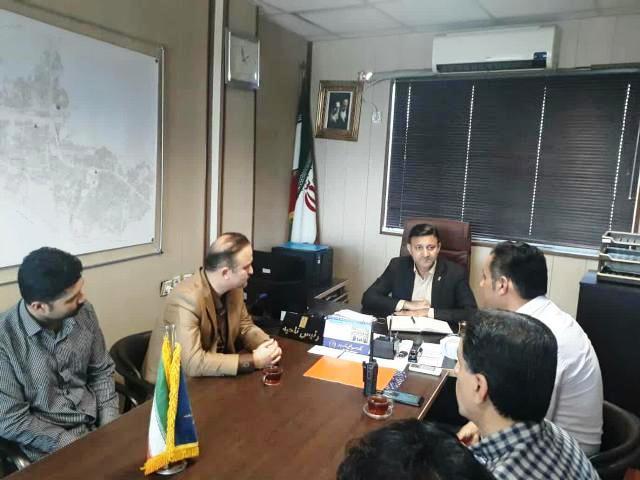 گزارش تصویری بازدید شهردار رشت از ناحیه یک منطقه چهار شهرداری