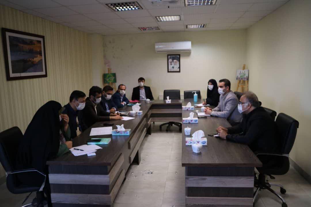 میزبانی منطقه چهار شهرداری رشت از مدیران مناطق پنجگانه