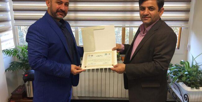 انتصاب دکتر محمد عشقی به عنوان رییس دبیرخانه ورزش شهرداری های کشور