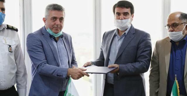 """قرارداد پروژه """"دوچرخه اشتراکی"""" منعقد شد"""