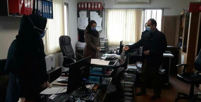 بازدید شهردار رشت از منطقه دو شهرداری رشت