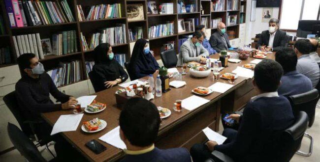 هفتاد و یکمین جلسه کمیسیون نامگذاری و تغییر نام معابر شهرداری رشت برگزار شد