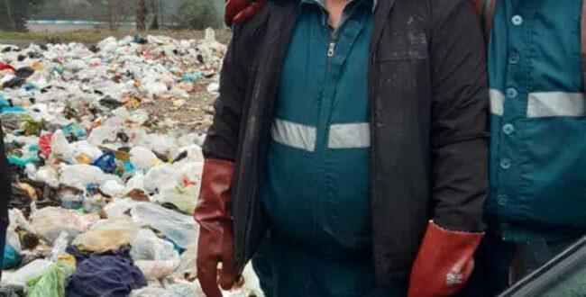 پیدا شدن زیورآلات یک شهروند توسط کارگران کارخانه کودآلی رشت