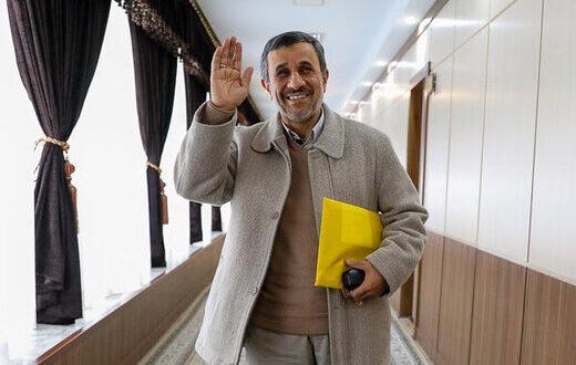 واکنش محمود احمدی نژاد به احتمال ردصلاحیت شدنش از سوی شورای نگهبان