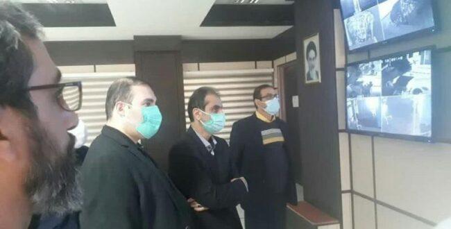 بازدید شهردار رشت از کارخانه زباله سوز ۲۰۰ تنی کهریزک